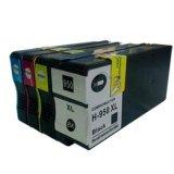 正品质量兼容惠普HP 950XL黑色951XL HP/惠普彩色墨盒