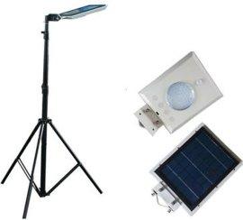可调式太阳能一体化庭院灯