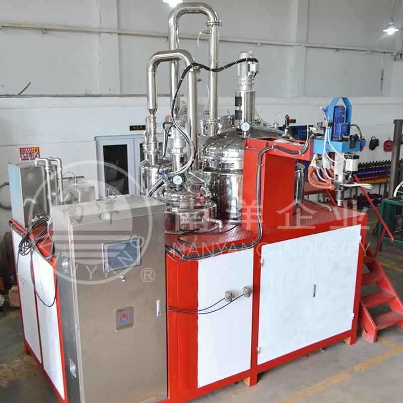 广州南洋PU聚氨酯发泡真空搅拌灌注机浇注机厂家