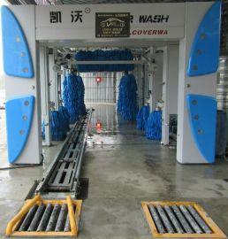 浙江全自动电脑洗车设备隧道式温州自动洗车机 凯沃机电动洗车洗车机设备
