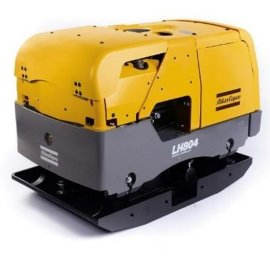 阿特拉斯LH804双向平板夯/跳夯机 高速一流的压实效率可出色地完成中深层颗粒土壤的压实作业