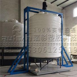 10吨混凝土外加剂复配设备 减水剂设备定制安装