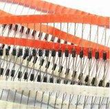 轴向普通整流二极管1N4007/FR107/1N5408/1N5819/1N4148