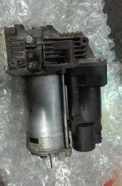 奔驰R350ML350打气泵 方向机 羊角减震 波箱电脑板