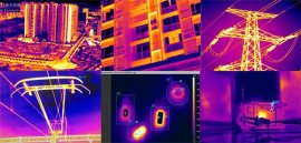 FPL-640高校科研集成红外热像仪