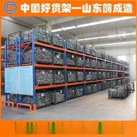 山东济宁货架厂家 重型托盘货位货架 仓库货架图片