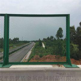 天长市厂家供应桥梁防抛网防落网生产高速护栏网