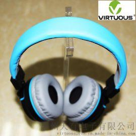 BT004藍牙4.2折疊便攜式藍牙重低音頭戴耳機