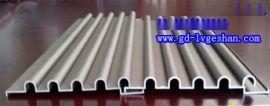 勾搭式鋁板型材 孝感長城鋁單板 凹凸鋁長城板廠家