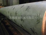 无锡海知机械 餐巾纸压花辊 网纹辊 印刷配件