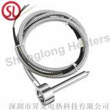 單頭加熱管電熱管乾燒型發熱管加熱棒發熱棒-可訂做