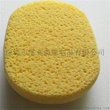 清潔木漿棉木漿棉海綿 強吸水纖維 卡通形狀木漿海綿