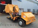 建特重工-隧道型丶混凝土噴漿車(一拖二單鬥)
