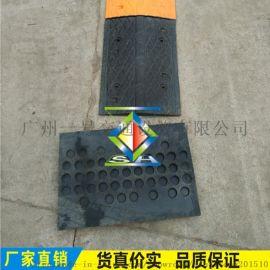 铸钢减速带道路减速板铸铁加厚型交通设施国标公路