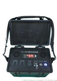 户外大气检测专用便携式交直流电源