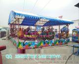 新款室外游乐场设施欢乐喷球车