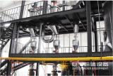 四川巨子JZFDB球形铝粉气流分级机,惰性气体保护气流分级机