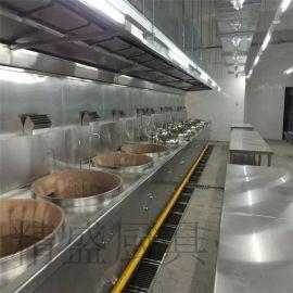 广州厨房工程设计,工厂、商用节能厨房设备,304不锈钢加工厨具