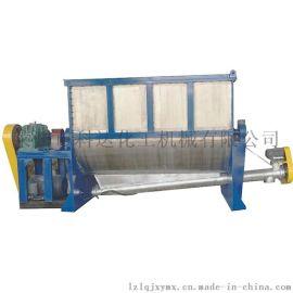 大型螺带混合机卧式螺带粉体混合机高速混合机 饲料混料机