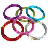 彩色铝线,色彩艳丽,厂家直销,手工艺品用线