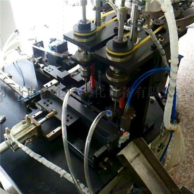 转盘式自动拧螺丝机 非标自动拧螺丝机  浙江自动拧螺丝机厂家