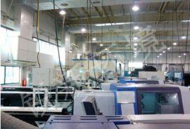 工业小型油烟净化器 磨床设备 油雾机收集器cnc 静电油烟分离器