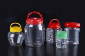 PET广口瓶 PET透明塑料罐 食品罐 奶粉罐