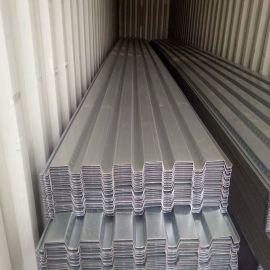 胜博 YX38-152-914型楼承板B36型柔性屋面板0.7mm-2.0mm厚Q345材质AZ150耐指纹镀铝锌压型板