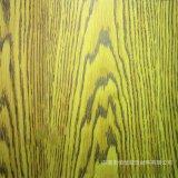 东莞木纹家具贴面宝丽纸华丽纸PU纸相框木门装饰纸