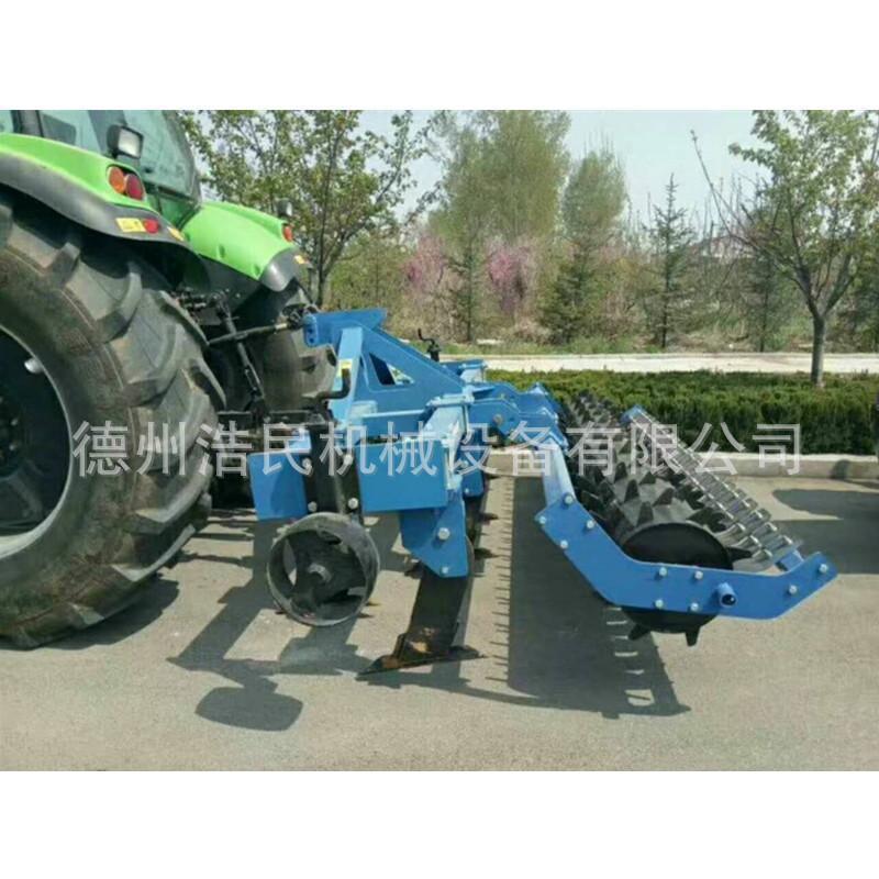 大型拖拉機帶深鬆機耕地機耕地犁 深鬆聯合整地機深耕