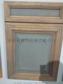 真空覆膜机 衣柜门板PVC覆膜机