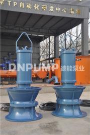DN循环水增压大流量潜水轴流泵