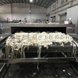 厂家廉价销售网带式碎布烘干炉 工业用隧道式烘干炉 烘干设备厂家