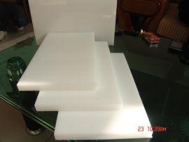 供应力达乳白色PP板 PP瓷白板 机器设备外壳专用PP板