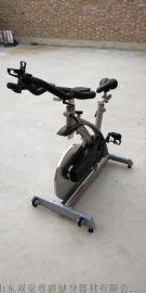 双豪尊爵室内健身器材直立式动感单车s-2018