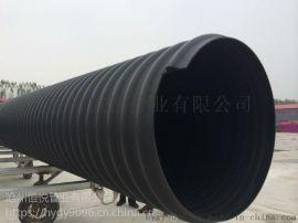 聚乙烯HDPE钢带增强螺旋波纹管执行标准