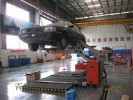 武汉报废汽车举升机 报废汽车拆解举升机