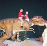 仿真恐龙模型定制 仿真骑乘恐龙