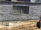 湖北襄阳水泥仿古缕空花窗砖雕厂家生产可订制