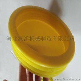 汉洋燃气管塑料防尘盖 DN315燃气管材密封盖