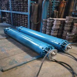 单相多级深井潜水泵  热水池用耐高温潜水泵