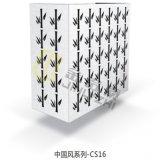鋁合金百葉空調罩廠家直銷 百葉空調外機罩定製