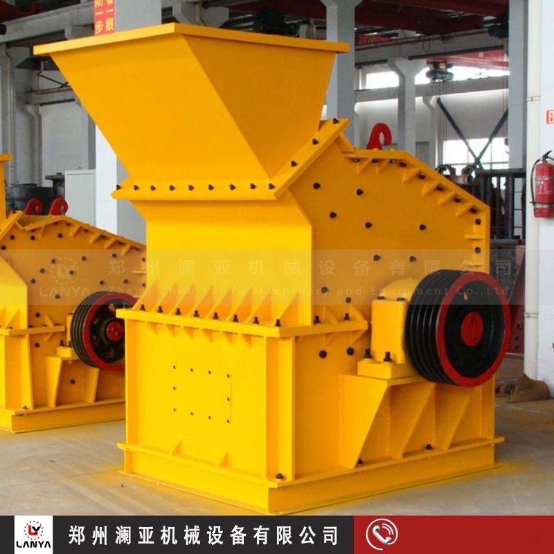 PCX高效细碎机 板锤式制砂机厂家 制砂生产线设备