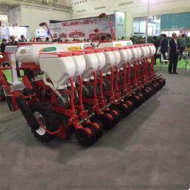 大型玉米气吸免耕播种机不锈钢材质黑龙江农场用