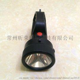 华荣BAD301手提式充电巡逻灯防水手提防爆探照灯