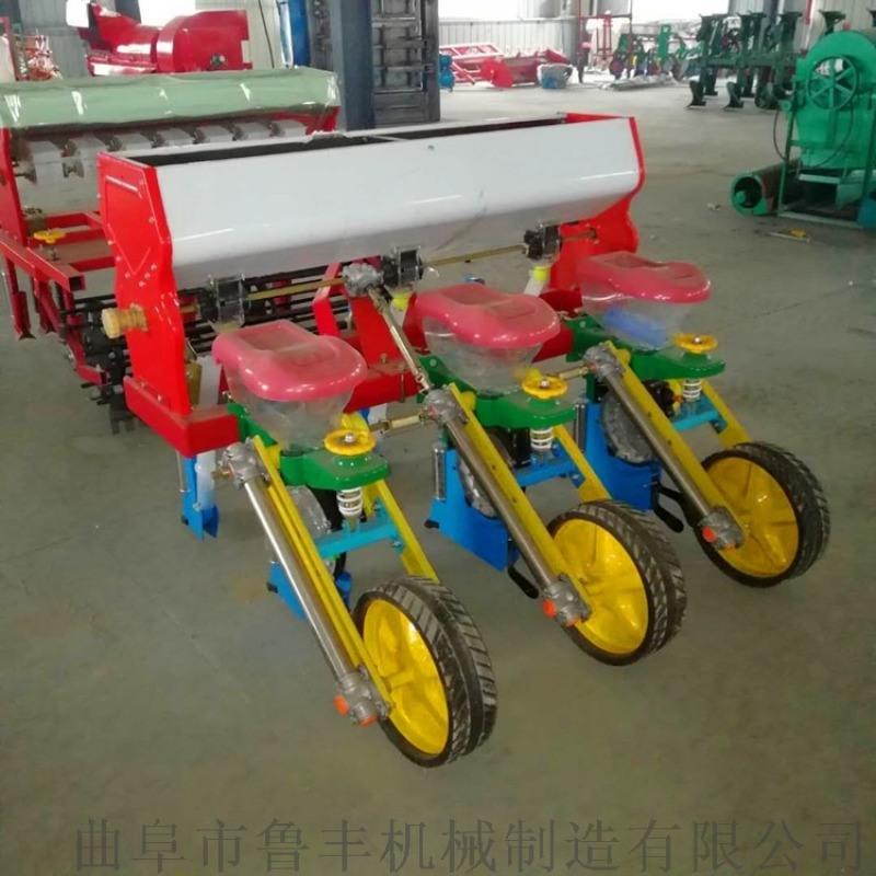 齐齐哈尔多功能12行小麦播种机精拨玉米播种机型号