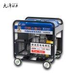 客户关心大泽动力350A柴油发电电焊机 TO350A 工业氩弧焊两用一机