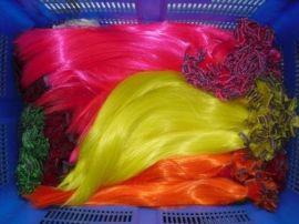 化纤发卡子