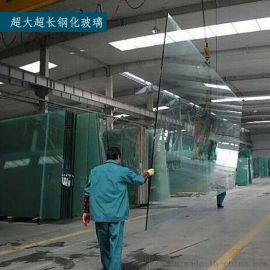 超大超长玻璃  钢化超大超长玻璃