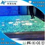 P3.91智能互动LED地砖屏3D互动特效地板大屏